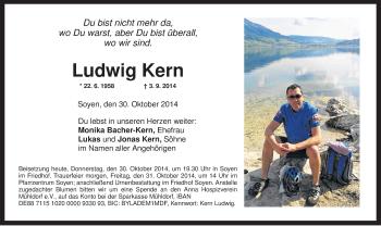 Zur Gedenkseite von Ludwig