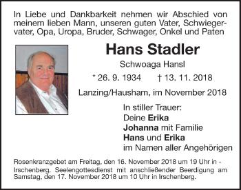 HansStadler