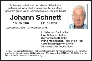 JohannSchnett