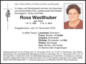 RosaWastlhuber
