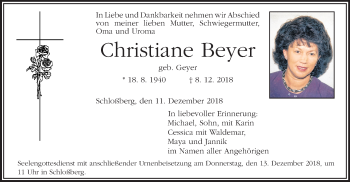 Christiane Beyer