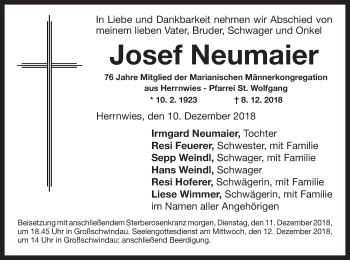 JosefNeumaier
