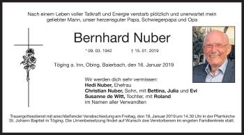 BernhardNuber