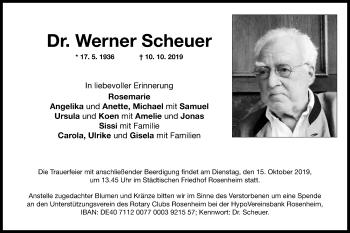 WernerScheuer