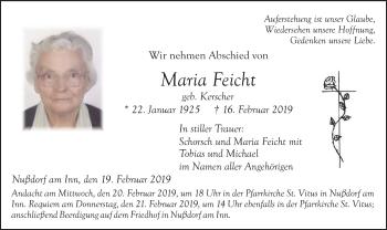 MariaFeicht