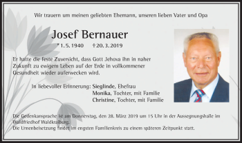 JosefBernauer