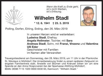 WilhelmStadl