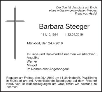BarbaraSteeger