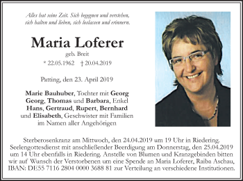 MariaLoferer