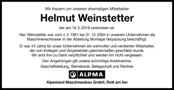 HelmutWeinstetter