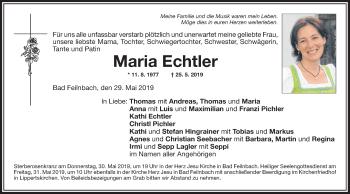 Profilbild von Maria Echtler