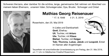 Mathias Georg Reisenauer