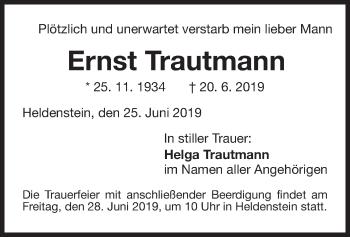ErnstTrautmann