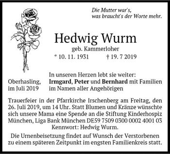 HedwigWurm