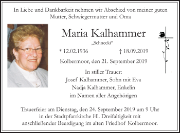 MariaKalhammer