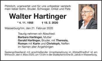 WalterHartinger