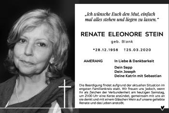 Renate EleonoreStein