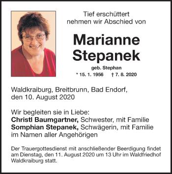 MarianneStepanek