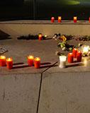 Zugunglück in  Bad Aibling vom 09.02.2016 | - | www.ovbtrauer.de